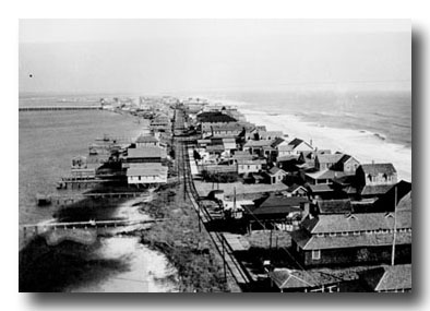 Fish,oyster market,piers,wharves,boats,buildings,New Bern,North Carolina,NC,1900 Photo