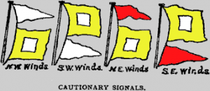 weather flags