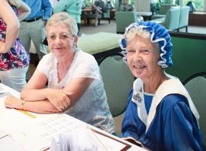 5 Linda Robinson Lumina Daze Volunteer and Nancy Fay Craig Wrightsville Beach Museum of History Board Member